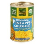 Native Forest Crushed Pineappleple (6x14 Oz)