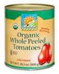 Bionaturae Whole Peeled Tomatoes (12x28.2 Oz)