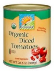 Bionaturae Diced Tomatoes (12x28.2 Oz)