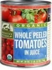 Woodstock Whole Peeled Tomatoes (12x28 Oz)