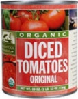 Woodstock Diced Tomatoes (12x28 Oz)