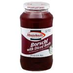 Manischewitz Borscht W/Beets (12x24OZ )