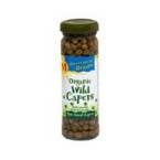 Mediterranean Organics Capers (24x3.5 Oz)
