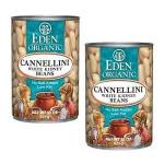 Eden Foods Cannellini Beans - White Kidney (12x29 Oz)