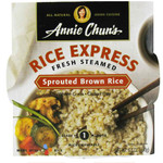 Annie Chun's Rice Express Sprouted Brown Rice (3x6.3 Oz)