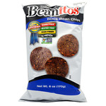 Beanitos SeaSalt Black Bn Chp (6x6OZ )