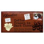 Chocolove Lov Coffee Dark Chocolate Bar (12x3.2OZ )