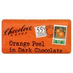 Chocolove Dark Chocolate Orange Peel Mini Bar (12x1.2 Oz)