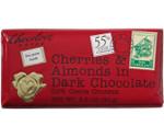 Chocolove Dark Chocolate Cherry & Almond Mini Bar (12x1.3 Oz)