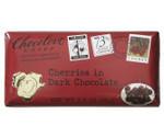 Chocolove Cherries in Dark Chocolate Bar (12x3.2 Oz)