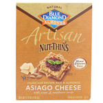 Blue Diamond Asiago Cheese & Seed  Crackers(12x4.25OZ)