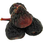 Dried Fruit Black Mission Figs (1x30LB )
