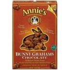 Annie's Homegrown Chocolate Bunny Grahams (12x7.5 Oz)