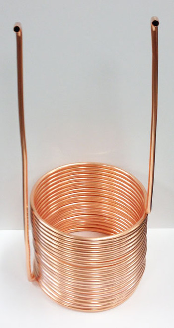 Copper Immersion Chiller 50 feet x 3/8 inch