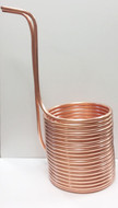 """50' Copper Immersion Chiller 1/2"""" Inch"""