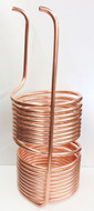 Copper Immersion Chiller 5/10 Split