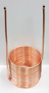 Copper Immersion Chiller 50 feet x 3/8 inch