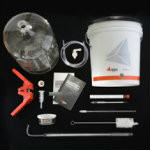 Homebrew Kit with 5 Gallon Glass Carboy | BREW International