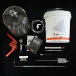 Homebrew Kit with 6 Gallon Glass Carboy | BREW International