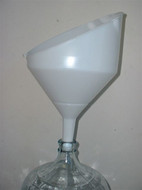 "Funnel 10"" Slanted (Anti Splash)"