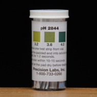 Wine pH Test Papers 100ct