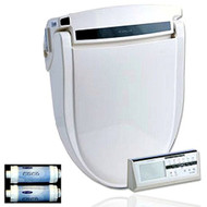 Coco Bidet 9500R Toilet Seat with Remote Control Personal Wash