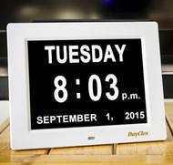 DayClox Digital Calendar Day Clock
