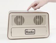 One Button Dementia Radio