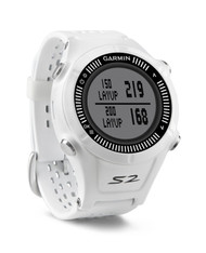 Garmin Approach S2 GPS Golf Watch - White / Grey - NOH (Manufacturer Refurbished)