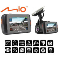 "Mio MiVue 658 Touch WiFi Extreme 1296p HD 2.7"" GPS Dash Cam"