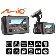 "Mio MiVue 638 Touch Full 1080p HD 2.7"" GPS Dash Cam"