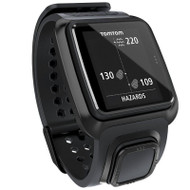 TomTom Golfer GPS Bluetooth Golf Watch  - Black