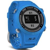 Garmin Approach S2 GPS Golf Watch - Blue
