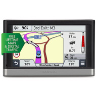 "Garmin Nuvi 2568LMT-D 5"" Sat Nav - Western Europe - Free Lifetime Map, Digital Traffic"