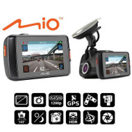 "Mio MiVue 618 Extreme 1296P HD  2.7"" LCD GPS Car Dash Cam"