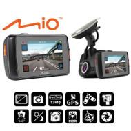 "Mio MiVue 618 Extreme 1296P HD  2.7"" LCD GPS Car Dash Cam"