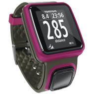 TomTom Runner GPS Sports Running Watch - Dark Pink