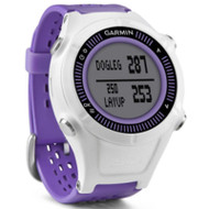 Garmin Approach S2 GPS Golf Watch - Purple/White - NOH (Manufacturer Refurbished)