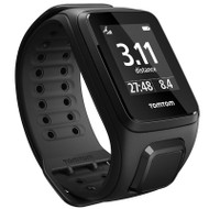 TomTom Spark - Black - Large - GPS Multi-Sport Fitness Watch