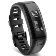 Garmin Vivosmart HR with Integrated HRM -Black
