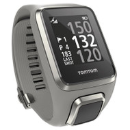 TomTom Golfer 2 Golf Watch Range Distance Finder - Grey - Small