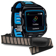 Garmin Forerunner 920XT GPS Multisport with HRM Sports Watch - Blue/Black (Garmin Newly Overhauled)
