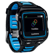 Garmin Forerunner 920XT GPS Multisport Sports Watch - Blue/Black (Garmin Newly Overhauled)
