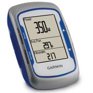 Garmin Edge 500 GPS ANT+ Lightweight Bike Computer - Blue/Silver (Garmin Newly Overhauled)