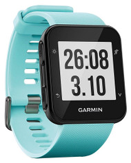 Garmin Forerunner 35 Cardio GPS Running Watch with Integrated HRM - Frost Blue