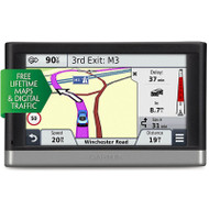 "Garmin Nuvi 2548 LMT-D 5"" GPS Sat Nav - UK & W. Europe - Lifetime Maps & Digital Traffic"