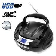 Suzuki Boombox Portable CD Player With FM AM Radio