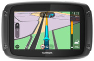 TomTom Rider 42 Motorcycle Sat Nav - Western Europe - Free Lifetime Maps & Traffic