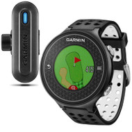 Garmin Approach S6 GPS Golf Watch with TruSwing Sensor Bundle - Black