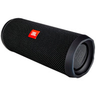 JBL Flip 4 Bluetooth Waterproof Soundbar Speaker - Black